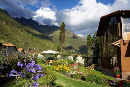 Stunning House in the Sacred Valley Peru