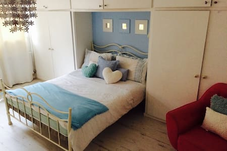 Large double room with breakfast - Cyncoed  - Byt