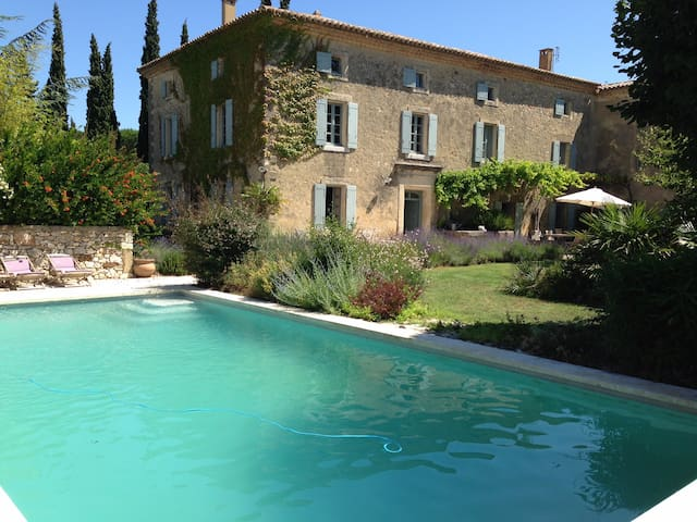 Bastide authentique et paisible - La Bastide-d'Engras - วิลล่า