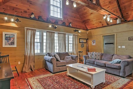 In the Village, Charming home with 2 fire places - Conway - Haus