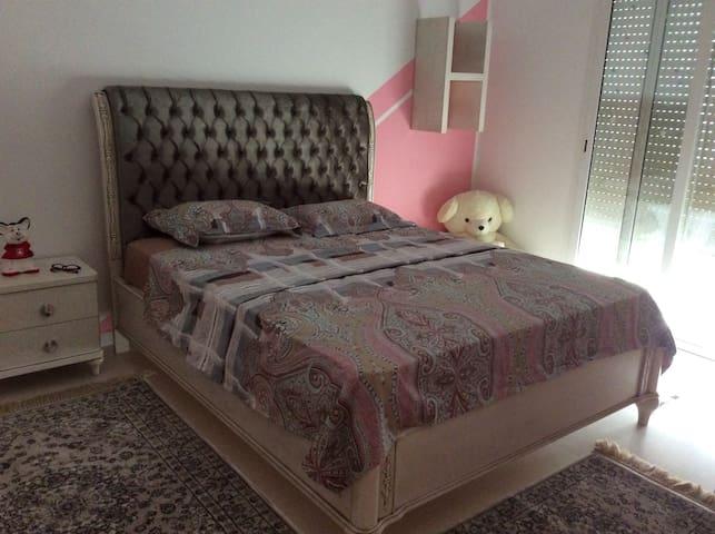 Chambre d une maison de famille - Menzel Temime