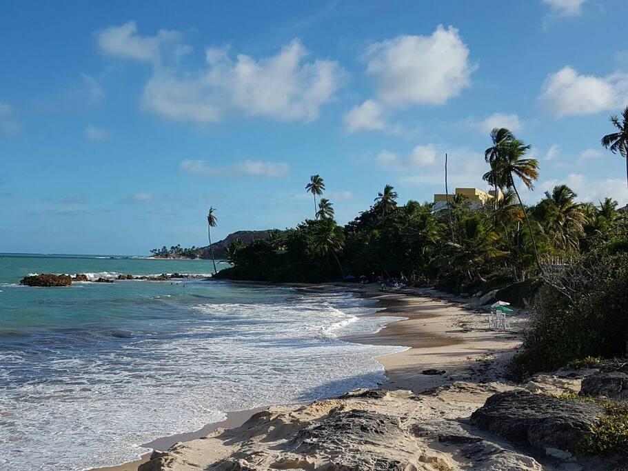 Praia de Tabatinga