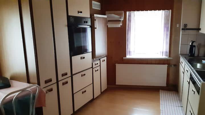 Heimelige 1.5 Zimmer-Wohnung mit eigenem Eingang