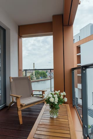 Gdansk, Stara Stocznia Apartment