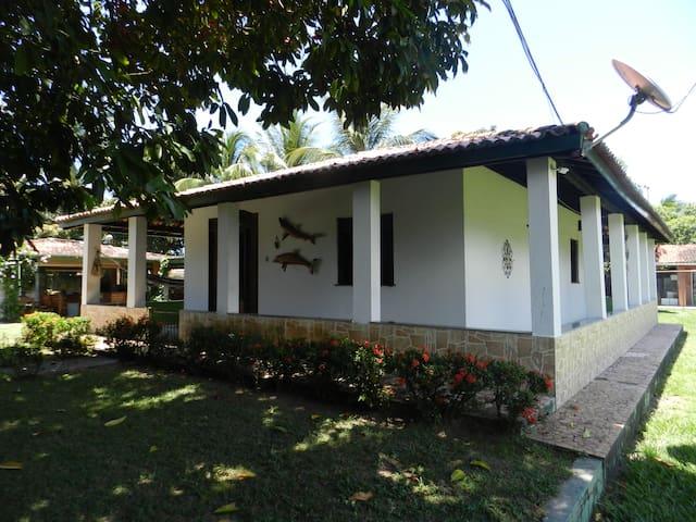 Casa temporada/mensal, Conceição Itaparica - Condomínio Praia do Caribe - House