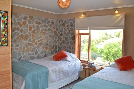 Elqui Valley, Vicuña, two beds mountain view!