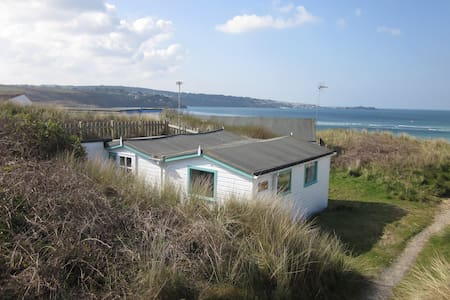 Ridgecote C34 Holiday Beach Chalet - Hayle - Almhütte