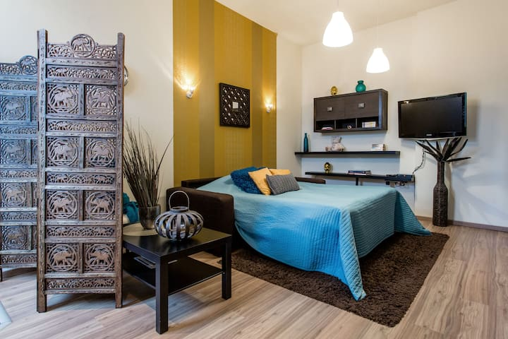 Stylish Modern Studio - Minutes Away From Parliame