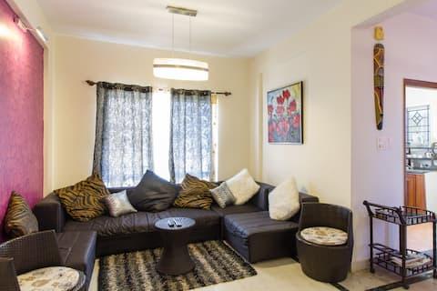 Sai Residency Apartment