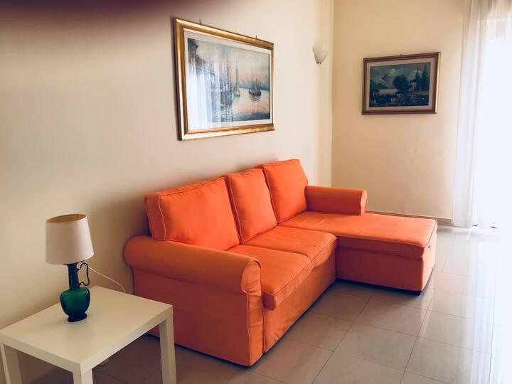 Intero appartamento in centro a Crotone