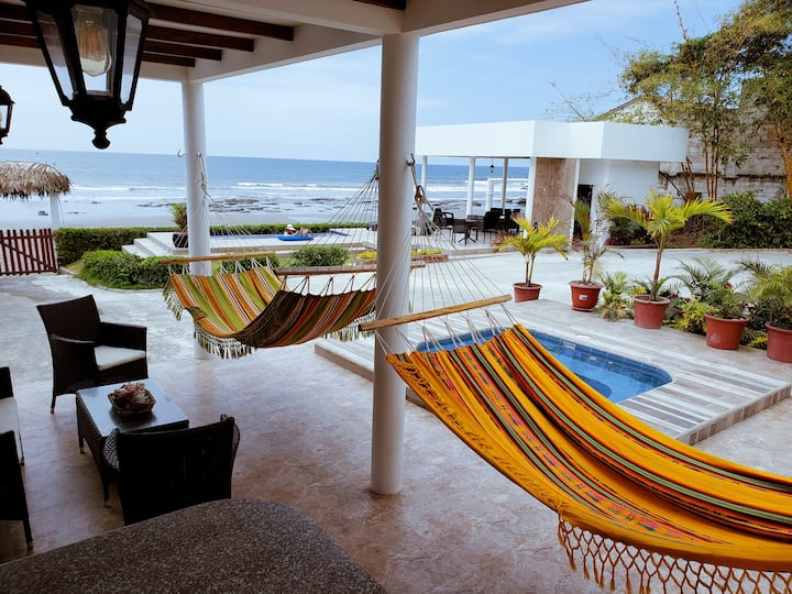Beachfront House 4 Bedroom 3 Bath