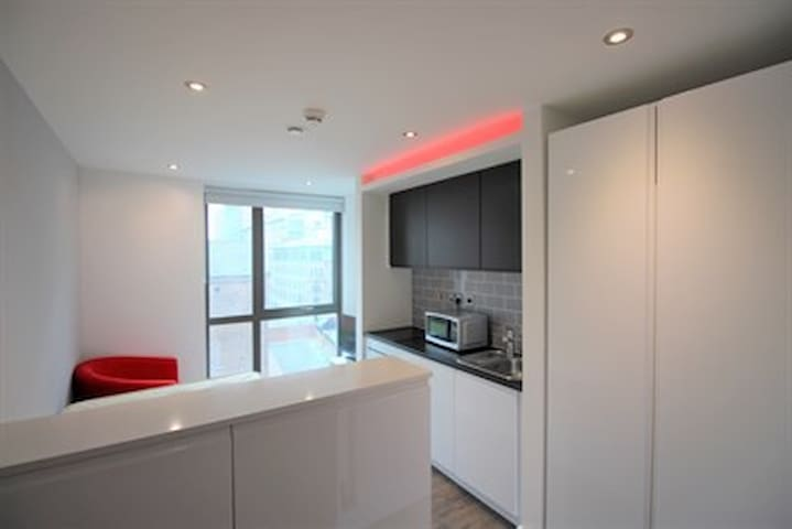 Luxurious City Centre Apartment - Sheffield - Apartment