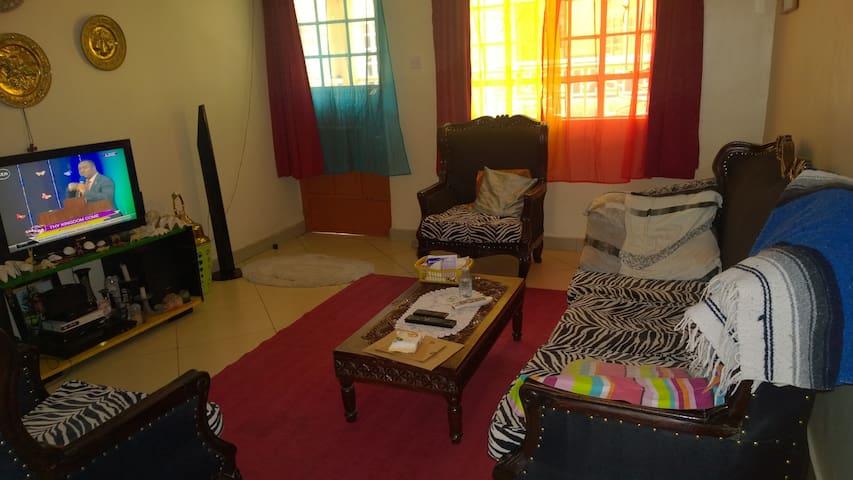 Mango Cribs - Nakuru - Apartment