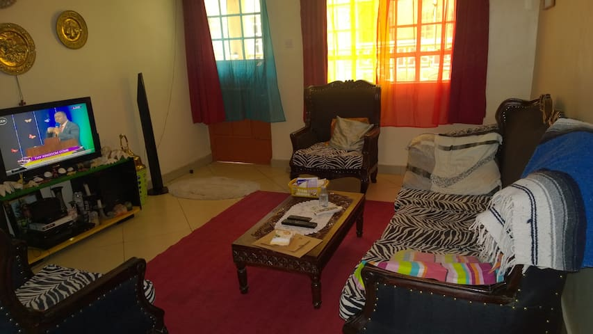 Mango Cribs - Nakuru - Byt
