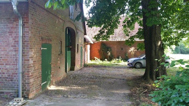 Der Kastanienhof - Das französische Zimmer