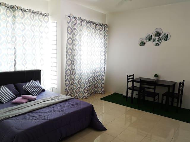Hakhemist's private room @ Seri Iskandar, Perak