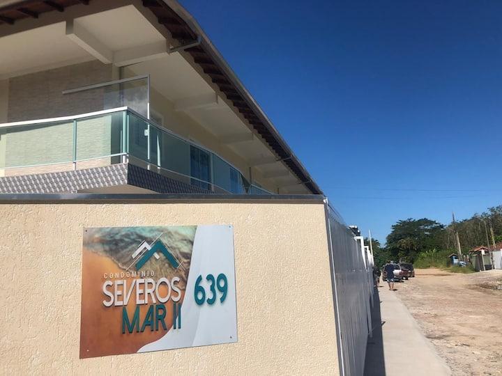 Alugo Apartamento em Maranduba-Ubatuba