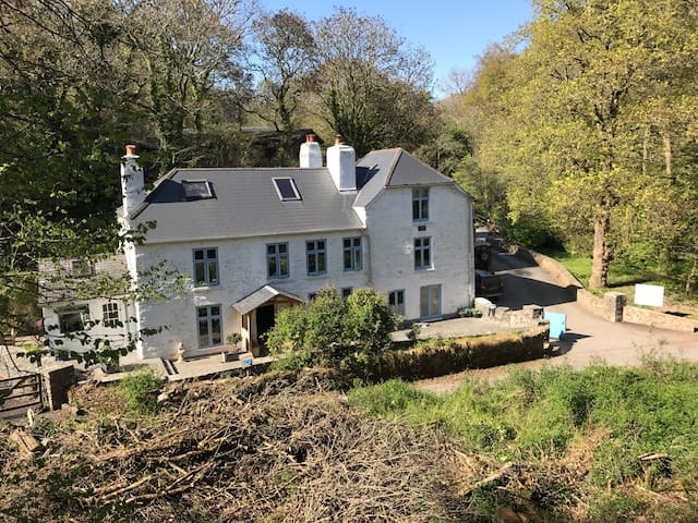 Gara Mill House in the heart of the South Hams