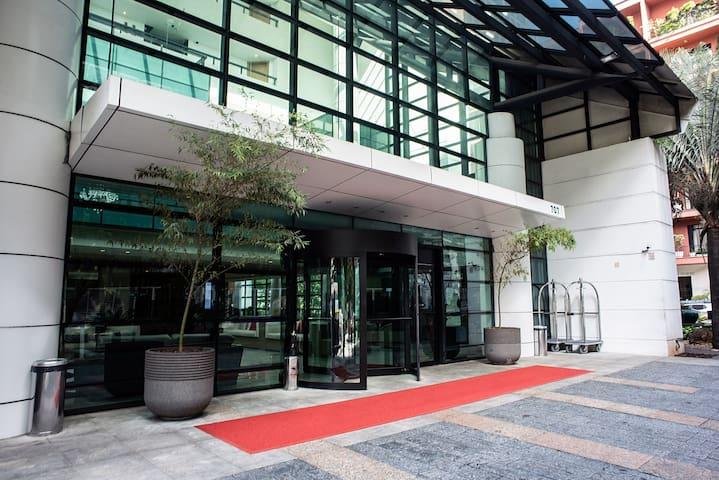 Apto Hotel BlueTree Premium Paulista metro hosp