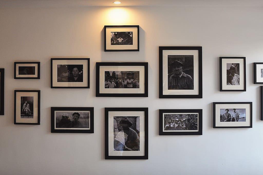 电影照片墙