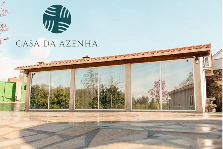 NEW-Casa da Azenha-Watermill HOUSE Ponte de Lima