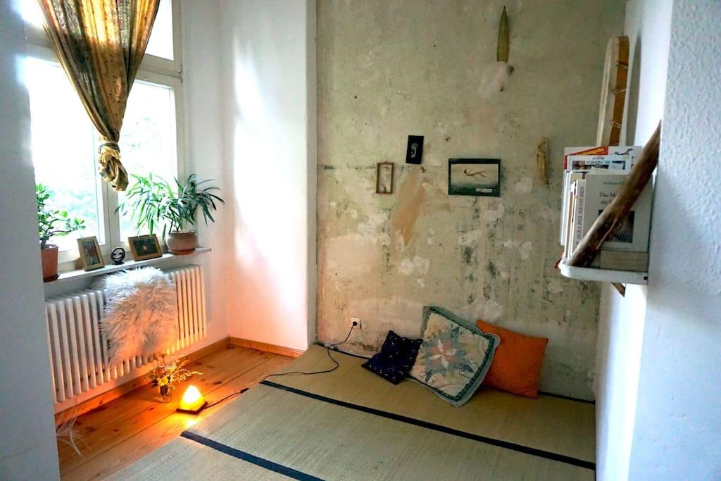 Wohn- und Schlafbereich - Stil: Japanisch, Tatamis , Bed-Sitter