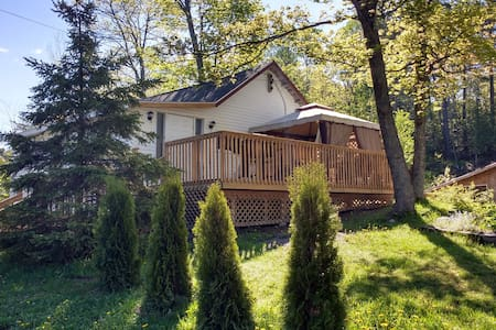 3 Bedroom Family Cottage at Cutler Lake Lodge