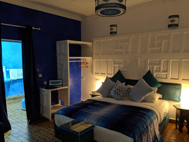 The Repose riad Asilah Suite
