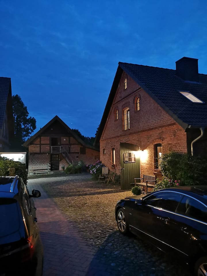 Country House - between Hamburg Hannover Bremen