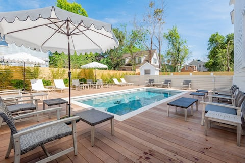 Boutique Hotel Home with Pool 'The Cisco'