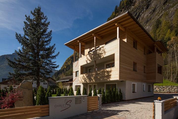 Grosser Moosstock - CHALET S Apartments