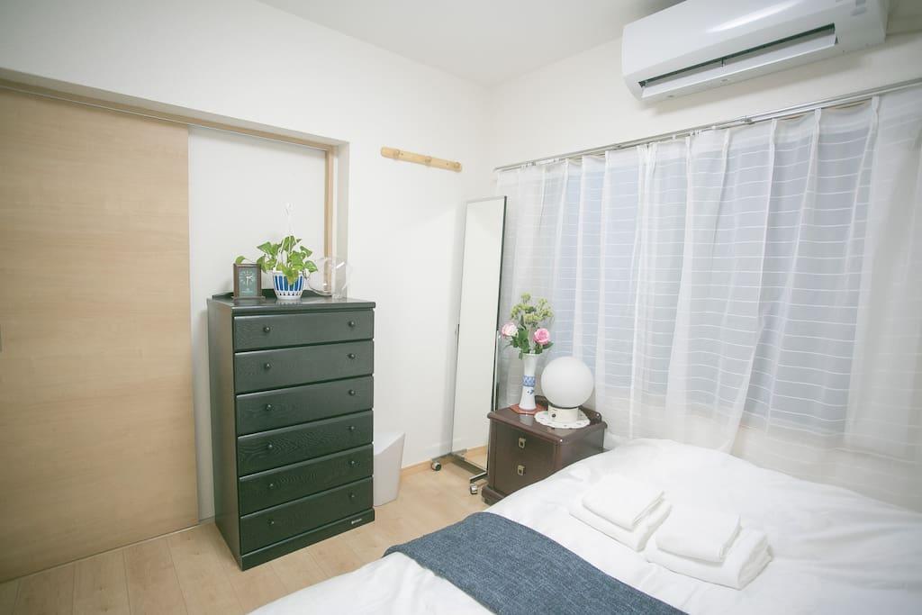 空調房間 aircondition