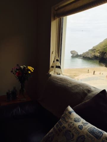 Seaside apartment almost on the beach! - Llandysul - Byt