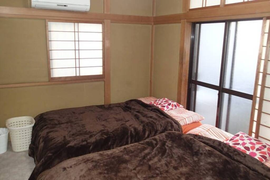 2 double bed room 1st  floor