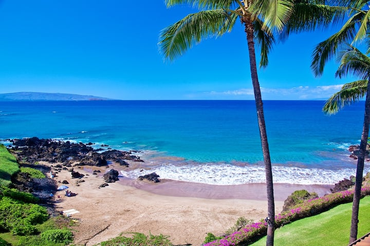 Oceanfront Turquoise Cove G301 at Makena Surf- VACATION IN YOUR OWN PRIVATE MAUI PARADISE!