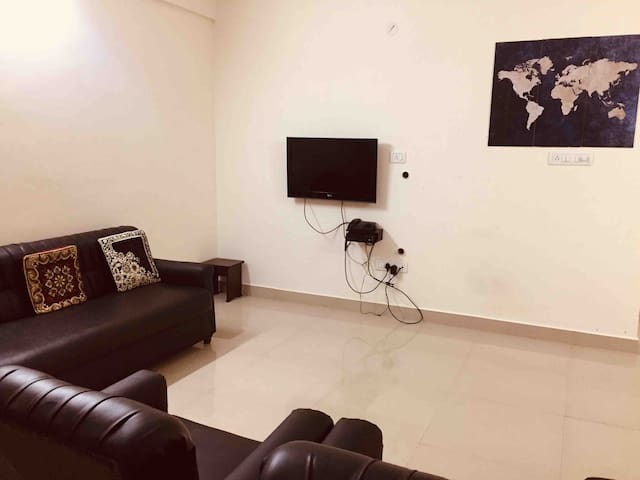 A HOME away from HOME on Sarjapur