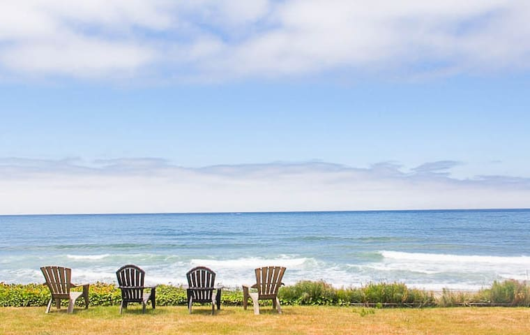 Million Dollar View - Private Beach Access, Panoramic Views and Spacious Rooms Set This Home Apart!