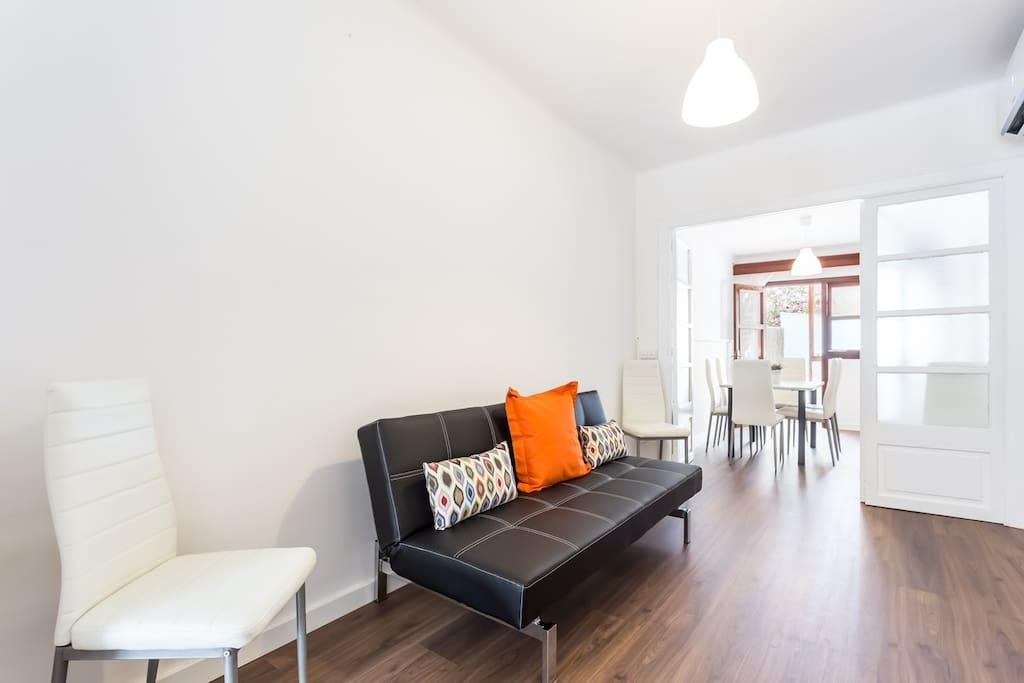 Living Room (1 apartment)
