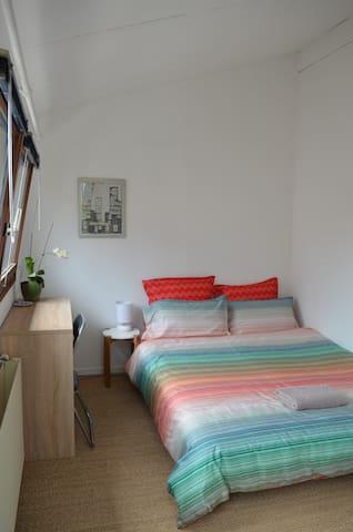 Chambre individuelle dans une maison près de Paris - Bagnolet - Hus