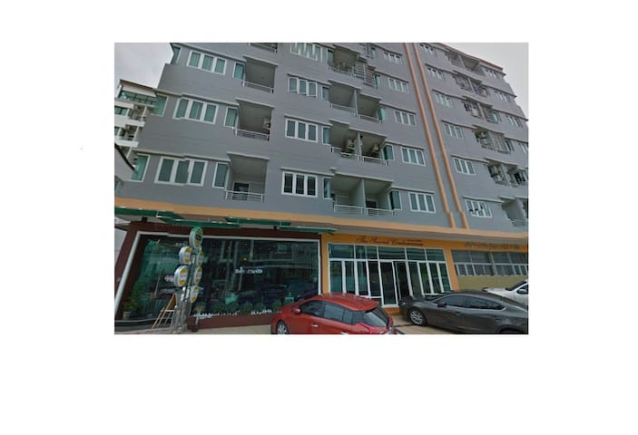 The second condominium - Hat Yai - Apartmen
