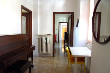 Cozy Spacious Vintage Apartment near city center - Alessandria