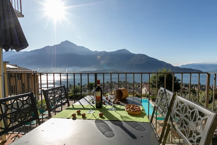 Lake Como - Residence La Collina - Carolea