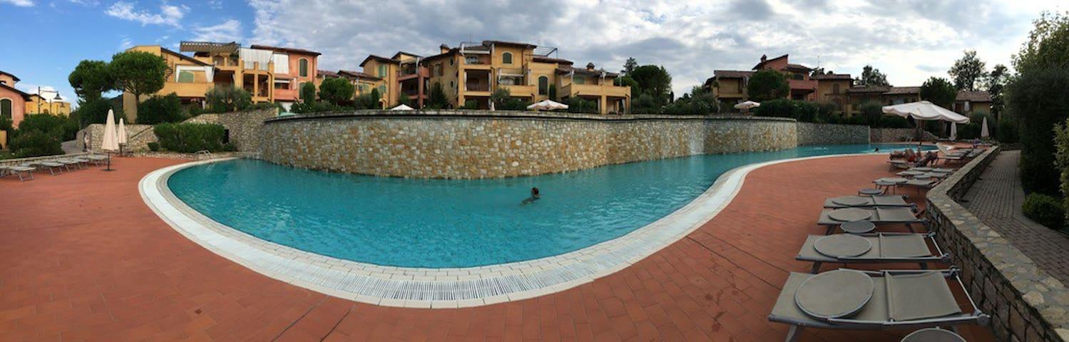 Garda Lake Exclusive Apartment - Lido di Manerba