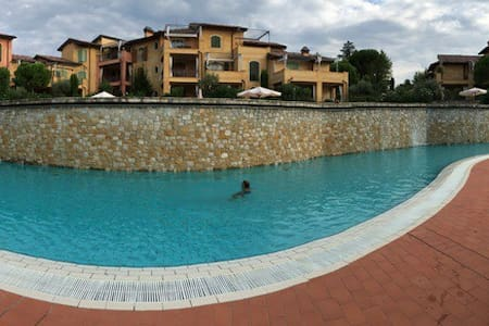Garda Lake Exclusive Apartment - Lido di Manerba - Apartamento