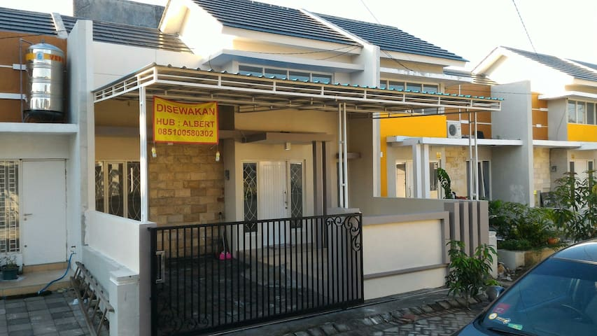 Puspo Cosy House (PCH) - Rungkut - House