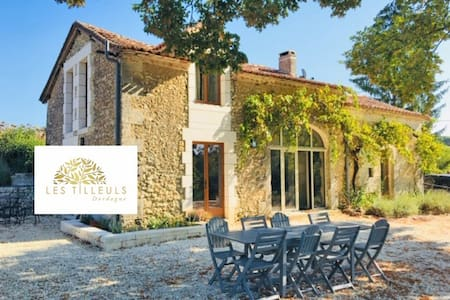 Les Tilleuls, Secluded Luxury Gite & heated pool