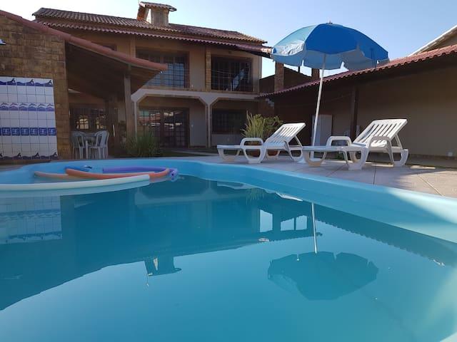 Ampla Casa na Praia Jaconé em Saquarema