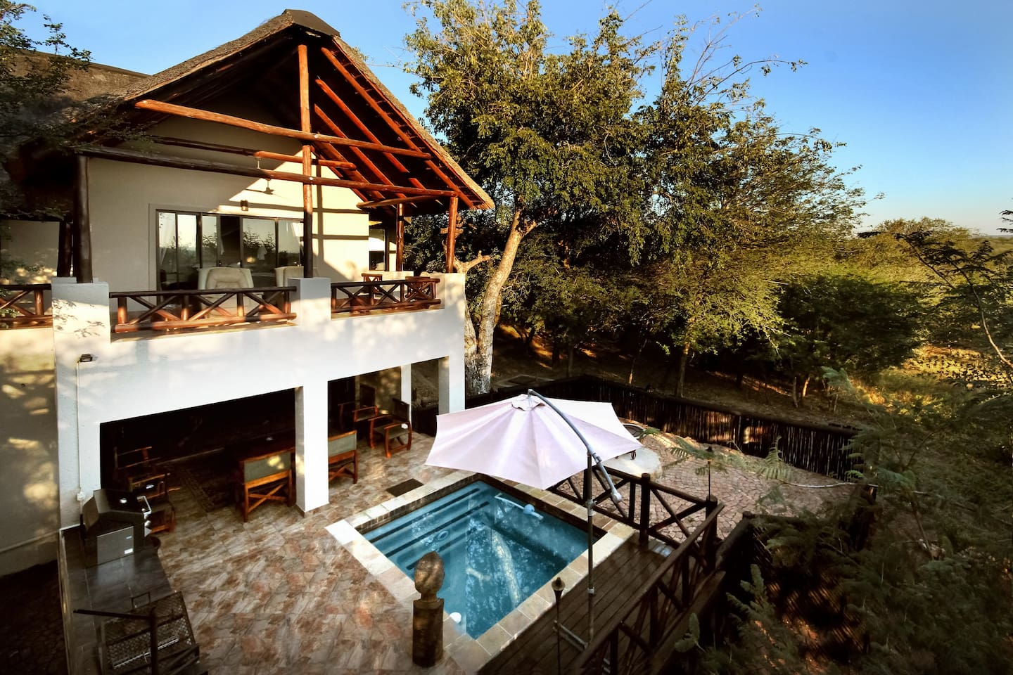Eden Safari Country House - Houses for Rent in Marloth Park ...