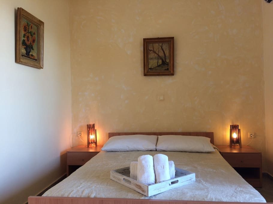 Interior of our Malindi Rooms