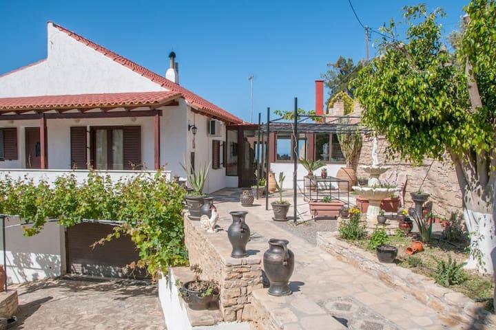 Ismini Apartment Mariou Rethymno Crete - Mariou - Apartmen